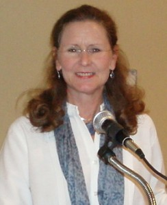 Author, Anne McRady