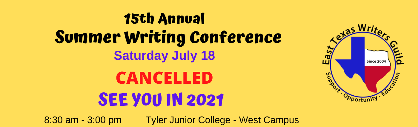 2020 ETWG Summer Conference has been cancelled. See you in 2021!